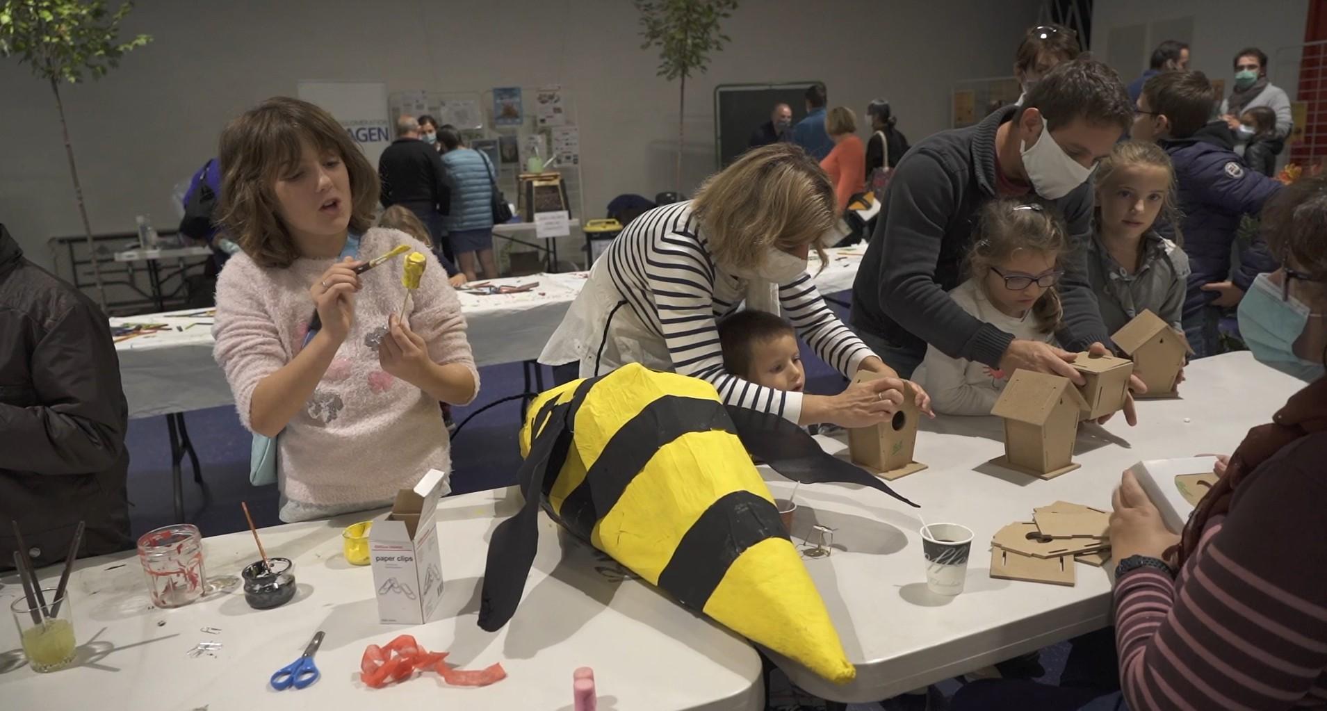 Photo 2 - 9e Fête du miel et de la biodiversité